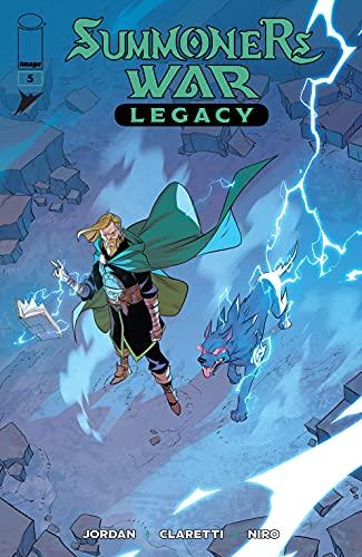 Summoners War: Legacy #5 (Summoner's War: Legacy) (English Edition)