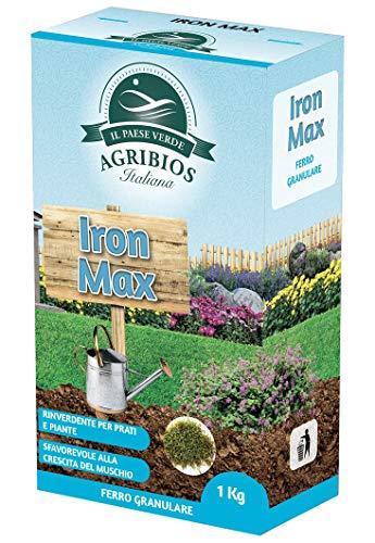Il Paese Verde Iron Max Solfato di Ferro granulare, Marrone