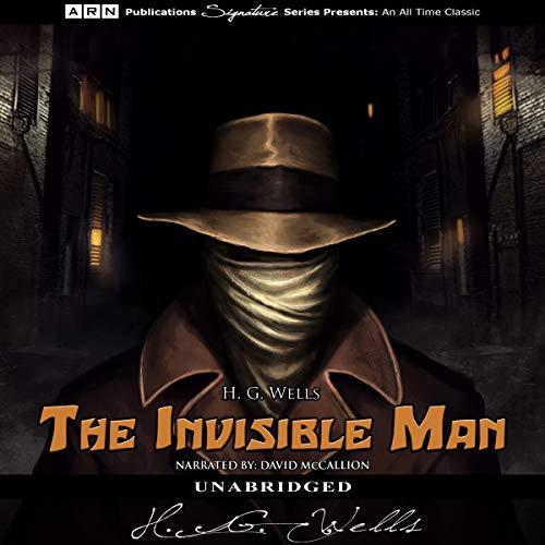 The Invisible Man Titelbild