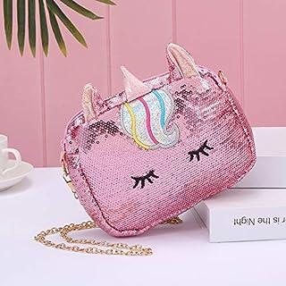 NGEL Sequin Sling Bags for Girls| Shoulder Bag | Sling Bag | Cross body Bag | Stylish Bags for Girls(Multicolor)-Pack Of 1