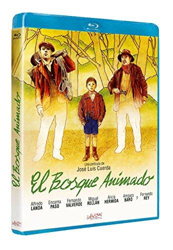 El bosque animado [Blu-ray]