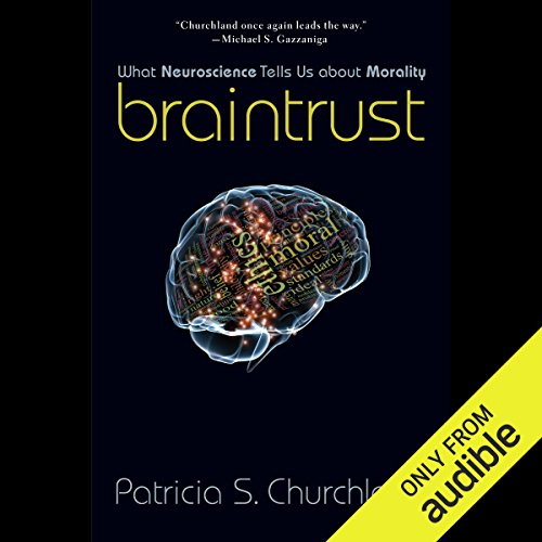 Braintrust audiobook cover art