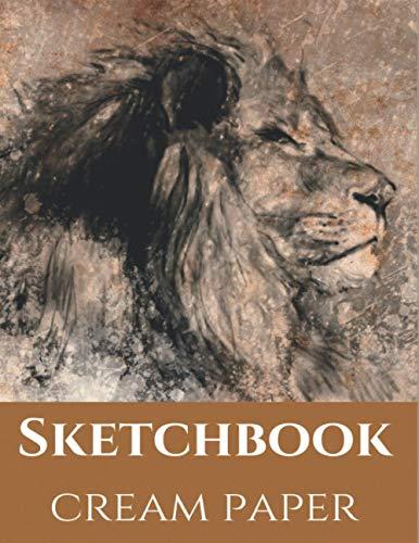Sketchbook cream paper: toned tan sketchbook. Toned paper sketchbook 8.5 x 11/120 pages.