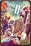 dansaier Berühmter indischer Film Bollywood Poster +