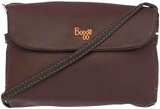 Baggit Lp Beckham Y G Z Women's Handbag (Brown)