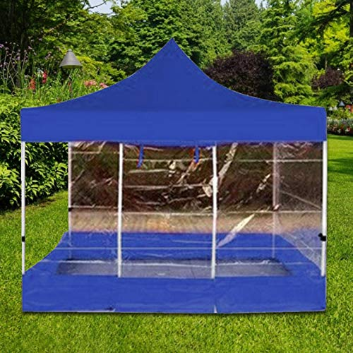 HoneybeeLY Gazebo Tent Side Panels Replaceable Side Wall Door For Outdoor Wedding Garden Party Camping Tent Event Shelter, Fully Waterproof