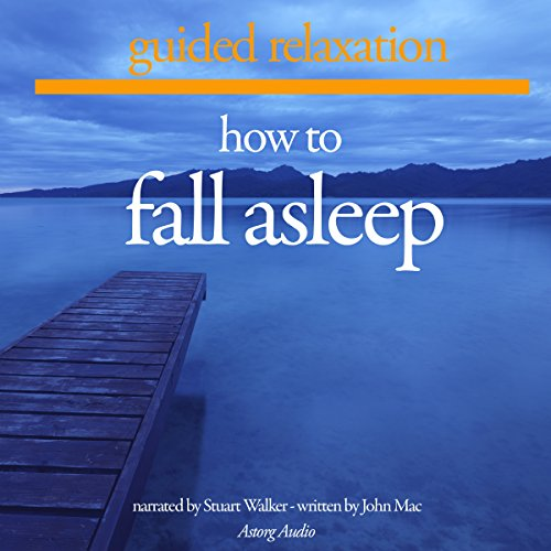 How to Fall Asleep audiobook cover art