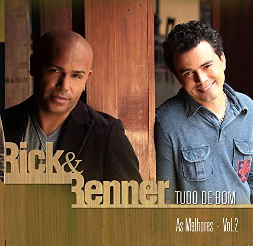 Rick E Renner - Tudo De Bom Rick & Renner - Volume 2 [CD]