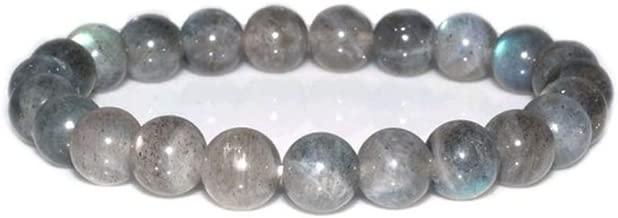 mens labradorite bracelet
