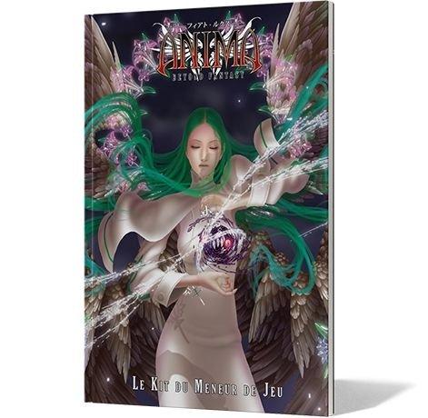 Edge Entertainment Anima Beyond Fantasy Kit du Meneur de Jeu pour Anima, édition révisée