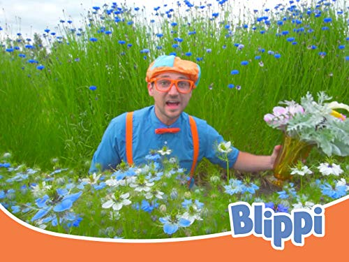Blippi Visits a Farm - Fun Videos for Kids