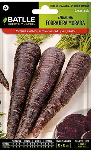 Semillas Batlle–Semi di carota