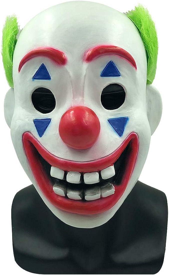 Bulex Max 41% OFF Joker Mask Virginia Beach Mall Clown Halloween Costume Party Jo Props Cosplay
