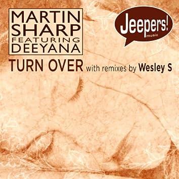 Turn Over (feat. Deeyana)