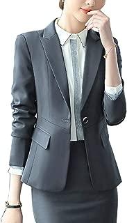 Lara Moda-femme élégant Formel femmes travail bureau 2 pièces avec gilet et pantalon