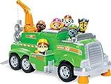 PAW PATROL Paw Paw Paw VHC Team Rescue Rocky UPCX GML, 6052962, Multicolor