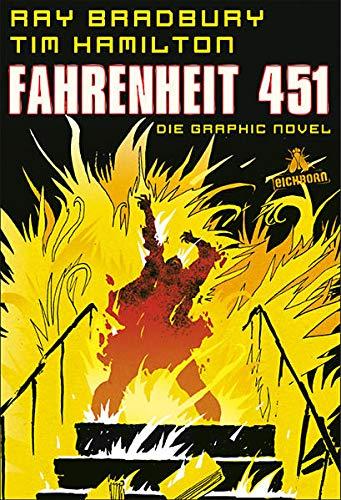 Fahrenheit 451 [German] 3821861061 Book Cover