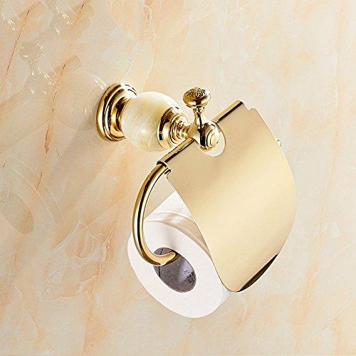 GFEI tout document porte - serviette / salle de bains cuivre - or papier toilette porte - serviettes matériel suspendu,d