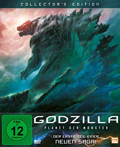 Godzilla: Planet der Monster - Collector's Edition