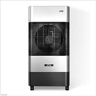 XIAOYAN Ventilador evaporativo del Ventilador del Aire Acondicionado de 90W Solo Ventilador del hogar de la Fan de enfriamiento de la Agua fría
