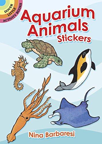 Aquarium Animals Stickers (Dover Little Activity Books -