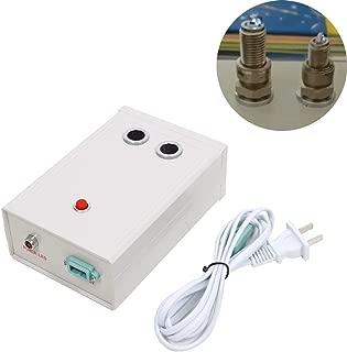 Spark Plug Detector,Car Spark Plug Tester,Automotive Ignition Analyzer, Independent High-Voltage Coil Detection High-Voltage Tester, Engine Spark Plug Cylinder Line,Small Size,No Need To Link Ground