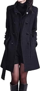 Women Fashion Loose Tops Winter Warm Coat Long Sleeve Button Button Jacket