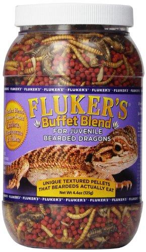 Fluker's Buffet Blend Juvenile Bearded Dragon Formula