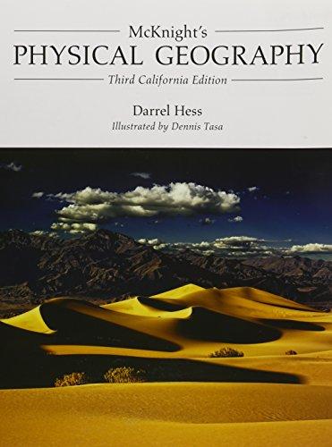 Physical Geography,Calif.ED.>Custom<