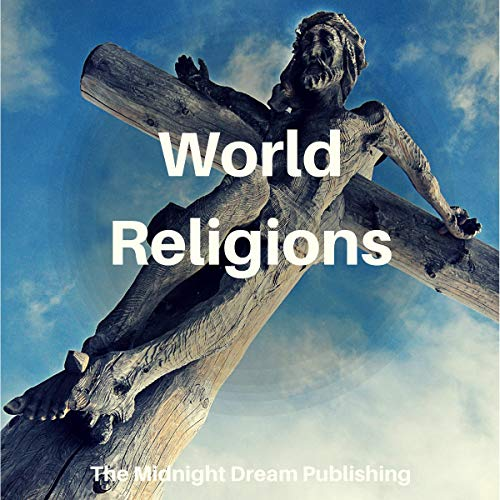 World Religions audiobook cover art