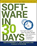 Software in 30 Days: How Agile Managers Beat the Odds, Delight Their Customers, and Leave Competitors in the Dust - Ken Schwaber