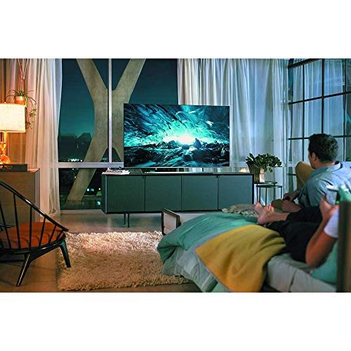 RU8000fxza flat 4k tv review