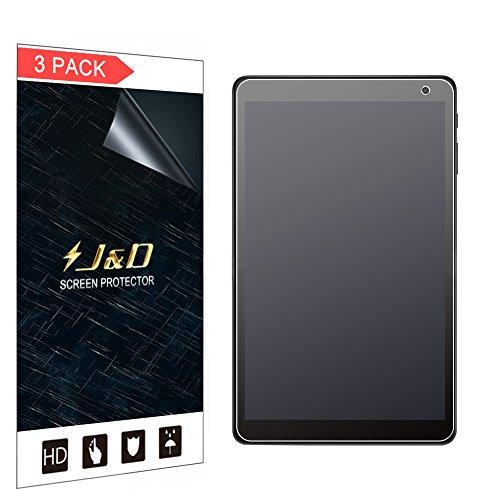 J&D Compatible para 3-Pack Protector de Pantalla para Alcatel 1T...