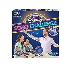 Canta e mima scene famose di film e serie Disney I giocatori devono esibire le loro abilità canore Disney Raccogli le carte lungo il percorso Gira la ruota delle fan-seguenze