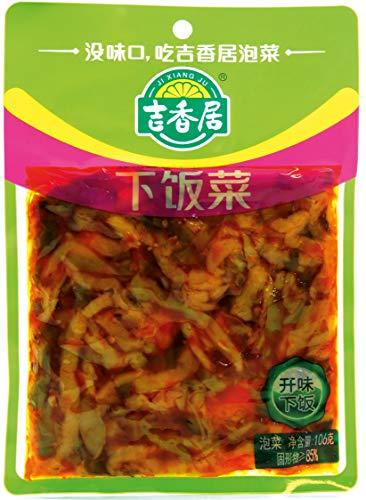 JI XIANG JU Chinesische Gemüse-Pickles, 106 g