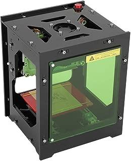 Fdit neje dk-8-kz 1500MW Guays Carver Impresora Instrumento Mini impresión Grabado Doble USB Máquina para Grabar 490X 490píxeles láser Engraver Engraving Máquina Impresora