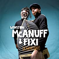 Winston Mcanuff - A New Day [Vinyl LP] (1 LP)