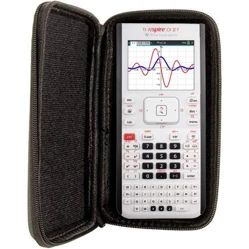 Schutztasche für Taschenrechner und Grafikrechner von Texas Instruments, für Modell: TI Nspire CX II-T
