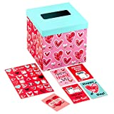 Hallmark Valentines Day Cards for Kids and Mailbox for...