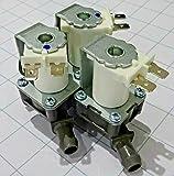NEW Primeco 5221ER1003A Compatible Replacement Water Valve for LG & Kenmore Washers by Oem Parts Manufacturer 5220FR2075L, 5221ER1003C, AP5986564 5221ER1003D, 5221ER1003F, PS11728995-2 YEAR WARRANTY