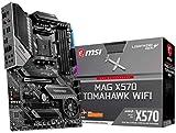 MSI MAG X570 Tomahawk WiFi Motherboard (AMD AM4, DDR4, PCIe 4.0, SATA 6Gb/s, M.2, USB 3.2 Gen 2, AC Wi-Fi 6, HDMI, ATX) (Renewed)