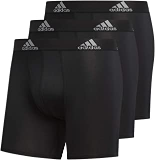 adidas Men's Climalite Boxer Briefs Underwear (3-Pack)
