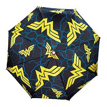 Wonder Woman Umbrella LED Umbrella DC Comics Umbrella Wonder Woman Accessory