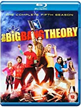 The Big Bang Theory: The Complete Fifth Season (No UV Available)