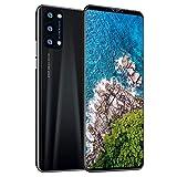 LNX Smartphone Cámara Frontal Cámara Trasera, Identificación Facial de Huellas Dactilares de Pantalla, Doble SIM, Teléfono móvil 3G, Celulares, Pantalla Full HD