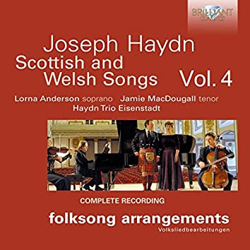 Haydn: Scottish and Welsh Songs, Vol. 4