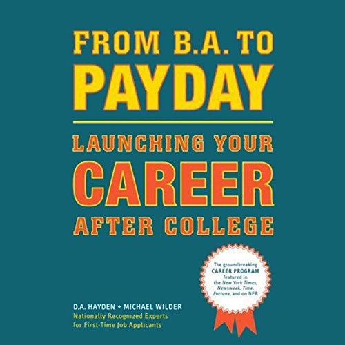 From BA to Payday audiobook cover art