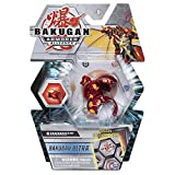 Bakugan Ultra, Pyrus Dragonoid, Season 2 Armored Alliance - 3-inch Tall Collectible Transforming Creature, for Ages 6 and Up
