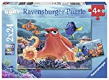 Ravensburger Disney: Finding Dory 2 Pack 24 Piece Jigsaw Puzzle for Kids – Every Piece is Unique, Pieces Fit Together Perfectly