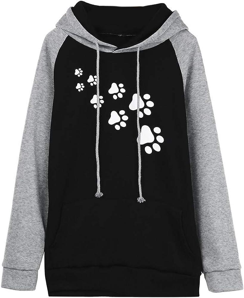 Nihewoo Hoodies for Women Long Beach Mall Long Oversize Sweatshirts Fall Max 86% OFF Sleeve